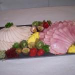 ham met garnituur