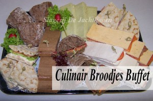 culinair broodjesbuffet